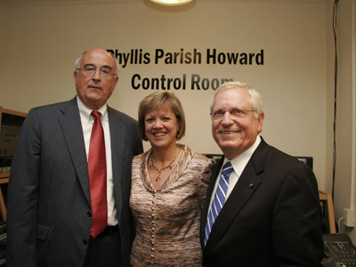 Phyllis Parish Howard Dedication