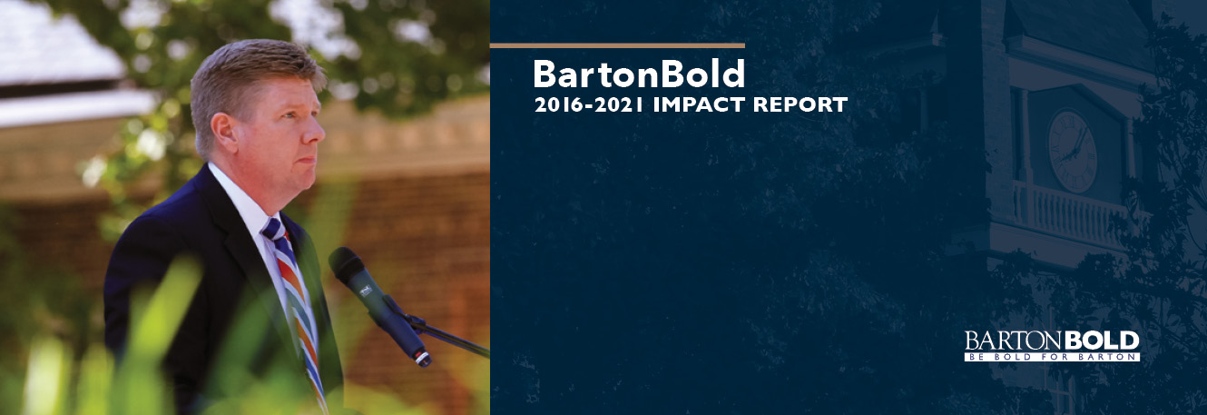 BartonBold Impact Report Front Cover